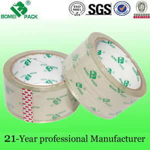 BOPP Transparent Adhesive Packing Tape (PT-011) pictures & photos