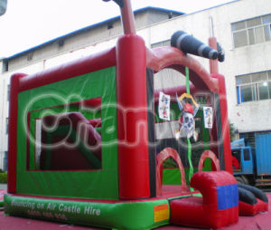 2015 Pirate Mini Inflatable Castle Chb217 pictures & photos