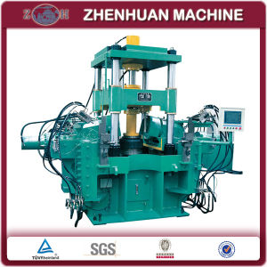 Wheel Disc Flow Forming Machine pictures & photos