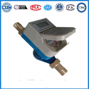 Intelligent Water Flow Meter with Control Valve Prepaied Function pictures & photos