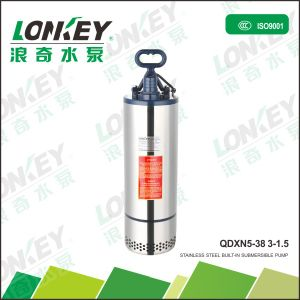 Stainless Steel Built-in Submersible Pump pictures & photos
