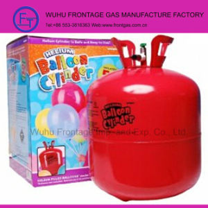 Europe Disposable Helium Gas Tank for Happy Time pictures & photos