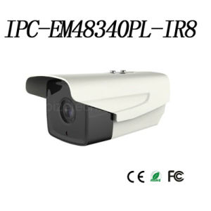 Ultra Low Illumination CMOS Bullet IP Network Camera {Ipc-Em48340pl-IR8} pictures & photos