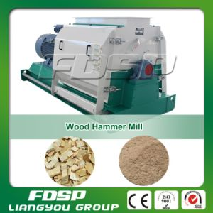 Wood Chips Grinder, Biomass Hammer Mill for Wood Pellet Lines Plant pictures & photos