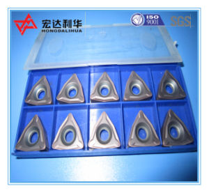 Tungsten Carbide CNC Inserts for Turning Cutting Tools pictures & photos