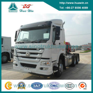 Sinotruk 6X4 371HP HOWO Tractor Truck pictures & photos