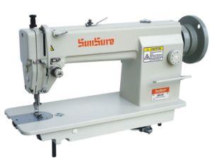 High-Speed Heavy Duty Lockstitch Sewing Machine pictures & photos