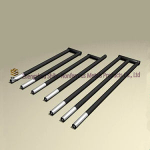 Sic Heat Element, Single Spiral Silicon Carbide Heating Elements pictures & photos