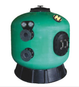 Guangzhou Aqua Side/Top Mount Sand Filters for Pool pictures & photos