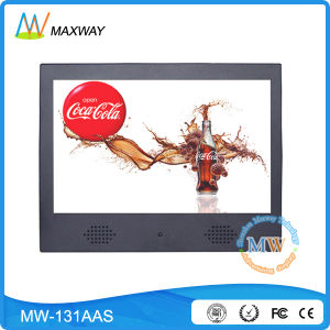 China Shenzhen Factory 13.3 Inch LCD Ad Player with Motion Sensor (MW-131AAS) pictures & photos