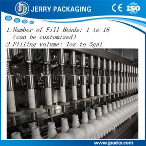 Automatic Food Beverage Juice Water Liquid Filling Machine Manufacturer pictures & photos