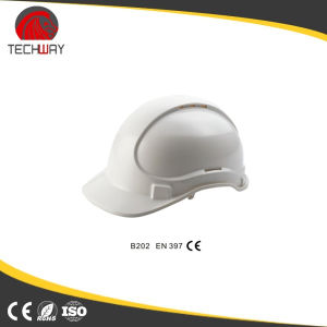 Lightweight Industrial Construction Protective Safety Helmet pictures & photos