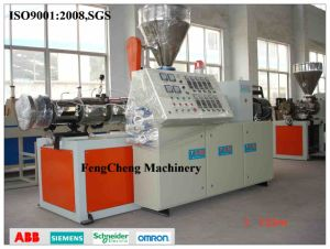 Concial Twin Screw Extruder pictures & photos