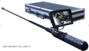 Hand Held Under Vehicle Bomb Detecting Camera, Bomb Inspection Camera pictures & photos