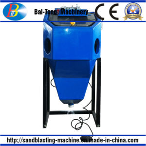 Mini Jewelry and Ormaments Wet Cleaning Sandblasting Machine pictures & photos