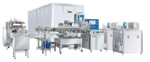Complete Ice Cream Production Machine Line pictures & photos