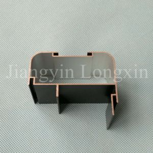 Black Anodized Aluminum Frame for LED pictures & photos