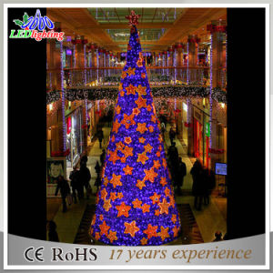LED Colorful Light Wedding Decoration Outdoor Christmas Tree pictures & photos