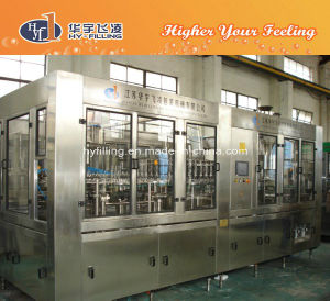Beverage Hot Filling Plant From Hy-Filling pictures & photos