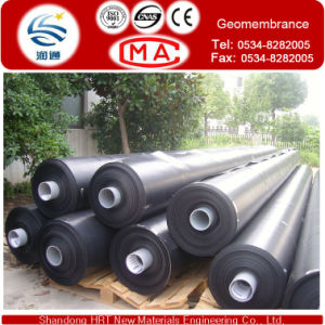 Cheapest 100% Recycle Waterproofing HDPE Geomembrane for Irrigation pictures & photos