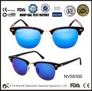 Clumaster Acetate Half Rim New Sunglasses 2015