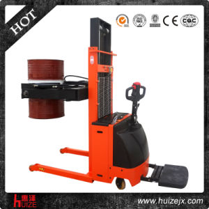 Electric Oil Drums Stacker Truck
