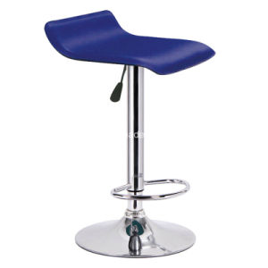 Hard PVC Adult High Chair Bar Stools Wholesale Zs-1022 pictures & photos