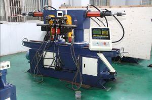 Double Head Semi Automatic Pipe Bending Machine