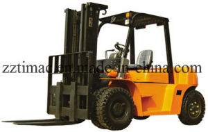 Internal Combustion Balance Forklift Truck (TWD) pictures & photos