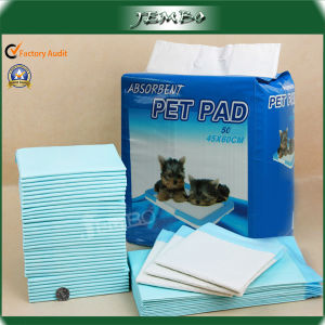 Recycled PE Waterproof Multi Size Absorbent Pet Underpad pictures & photos