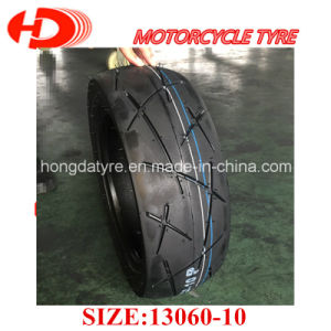 Cheap Price High Quanlity 130/60-10 (TT&TL) for Scooters Motor Tyre pictures & photos