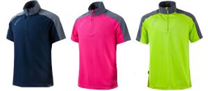Quick-Drying Mesh Material Mens Cycling Sport Shirt pictures & photos