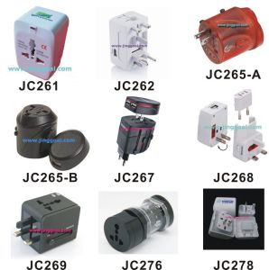 Universal USB Travel Adapter pictures & photos