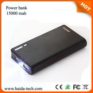 Hot Gift 15000mAh Power Bank with CE, FCC, RoHS