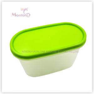 18*9*11.5cm Transparent Plastic Food Storage Container pictures & photos