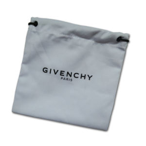 100% Cotton Drawstring Pouch for Givenchy pictures & photos