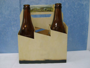 Paper Folding Wine Boxes /Card Board Folded Box pictures & photos