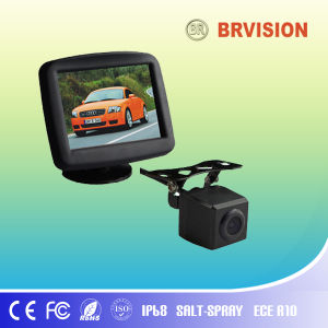 3.5 Inch Car LCD Monitor System with Mini CMOS Camera pictures & photos