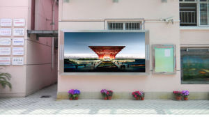P8 Outdoor Full Color LED Advertising Board pictures & photos
