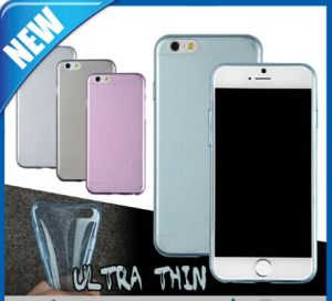 0.3mm Ultra Thin Clear Soft TPU Case for Galaxy G530h pictures & photos