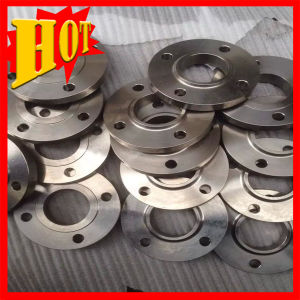Titanium Threaded Pipe Flanges 6 Inch ANSI Flange pictures & photos