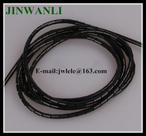 Black Spiral Wrapping Band with CE Cetificate pictures & photos