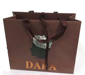 Gift Paper Bag Printing Service (DPB-OO1) pictures & photos