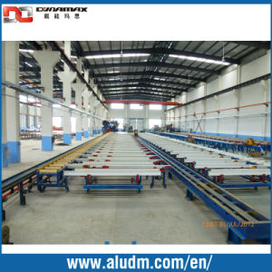 Energy Saving Aluminum Extrusion Machine in Profile Cooling Tables pictures & photos