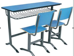 School Furniture School Chair Classroom Furniture Student Table Desk with Chair pictures & photos