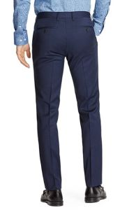 OEM Wholesale Solid Stretch Formal Pants Trousers for Men pictures & photos