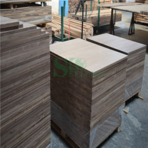 Black Walnut Solid Panel Wood Board for Furniture pictures & photos