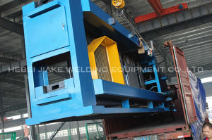 Gal PVC Gabion Box Making Machine pictures & photos