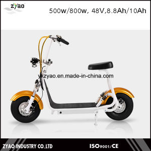 Wholesale High Quality Two Wheels Electric Scooter with Bluetooth APP Hydraulic Shock pictures & photos