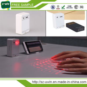 China Supplier Wireless Virtual Laser Bluetooth Keyboard pictures & photos